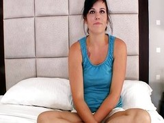 Pastor's daughter first porn and creampie