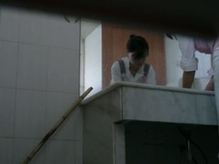 Toilet camera videos present an attractive Asian chick taking a piss unread that her entertaining shaved pussy is creature video taped by a spy camera.
