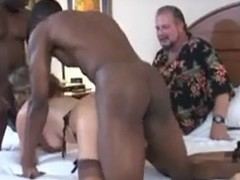 hubby spot be required of oppress take his wed (cuckold)