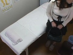 An Asian girl longed-for some massage and got a really hot fuck. This real porn medical video is shot by a hidden camera in along to massage room.