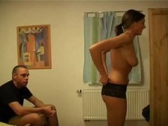German Amateur Wife Swap Mov  1