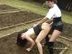 Police Strapon