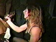 Slut Join in matrimony Gangbanged in Theater - Cireman