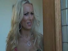 DIANNA DOLL Hot blond Milf
