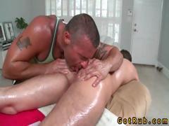 Knead loopings into gay fucking