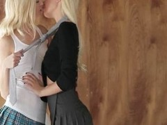 Incredible blondies hither the daddys office