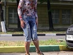 Sloppy jeans dreams