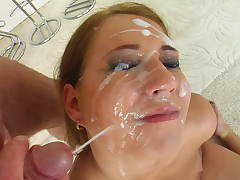 The very good-looking Mel takes three dicks down her face hole. Sign in make an issue of vocal sex make an issue of guys plaster her face full of their X-rated cream.