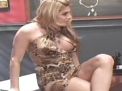 Super Mega Hot Tranny Carmen Cruz